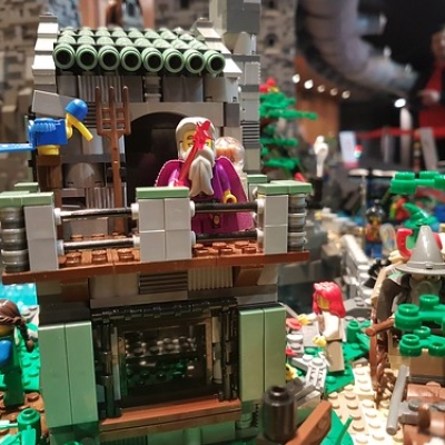 """Bricks in Florence Festival 2018:  Exhibition • <a style=""""font-size:0.8em;"""" href=""""http://www.flickr.com/photos/136365631@N07/45175741214/"""" target=""""_blank"""">View on Flickr</a>"""
