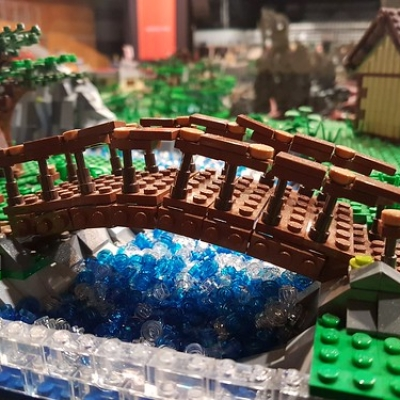 """Bricks in Florence Festival 2018:  Exhibition • <a style=""""font-size:0.8em;"""" href=""""http://www.flickr.com/photos/136365631@N07/45903004581/"""" target=""""_blank"""">View on Flickr</a>"""