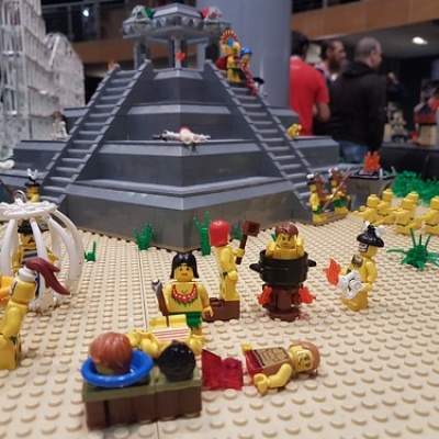 """Bricks in Florence Festival 2018:  Exhibition • <a style=""""font-size:0.8em;"""" href=""""http://www.flickr.com/photos/136365631@N07/32031293028/"""" target=""""_blank"""">View on Flickr</a>"""