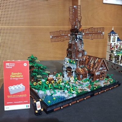 """Bricks in Florence Festival 2018:  Exhibition • <a style=""""font-size:0.8em;"""" href=""""http://www.flickr.com/photos/136365631@N07/44985876975/"""" target=""""_blank"""">View on Flickr</a>"""