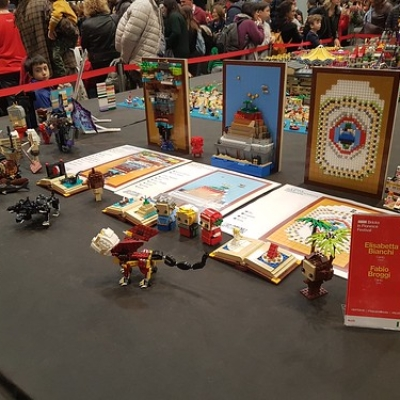 """Bricks in Florence Festival 2018:  Exhibition • <a style=""""font-size:0.8em;"""" href=""""http://www.flickr.com/photos/136365631@N07/45851074102/"""" target=""""_blank"""">View on Flickr</a>"""
