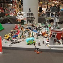 "Bricks in Florence Festival 2018:  Exhibition • <a style=""font-size:0.8em;"" href=""http://www.flickr.com/photos/136365631@N07/44989939405/"" target=""_blank"">View on Flickr</a>"
