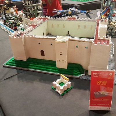 """Bricks in Florence Festival 2018:  Exhibition • <a style=""""font-size:0.8em;"""" href=""""http://www.flickr.com/photos/136365631@N07/44989150555/"""" target=""""_blank"""">View on Flickr</a>"""