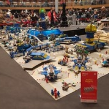 """Bricks in Florence Festival 2018:  Exhibition • <a style=""""font-size:0.8em;"""" href=""""http://www.flickr.com/photos/136365631@N07/44085702060/"""" target=""""_blank"""">View on Flickr</a>"""
