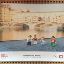 "Bricks in Florence Festival 2018:  Exhibition • <a style=""font-size:0.8em;"" href=""http://www.flickr.com/photos/136365631@N07/45848222242/"" target=""_blank"">View on Flickr</a>"