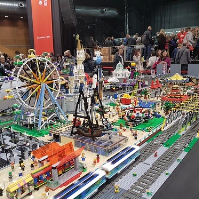 """Bricks in Florence Festival 2018:  Exhibition • <a style=""""font-size:0.8em;"""" href=""""http://www.flickr.com/photos/136365631@N07/45851263462/"""" target=""""_blank"""">View on Flickr</a>"""
