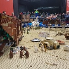 """Bricks in Florence Festival 2018:  Exhibition • <a style=""""font-size:0.8em;"""" href=""""http://www.flickr.com/photos/136365631@N07/44085530340/"""" target=""""_blank"""">View on Flickr</a>"""