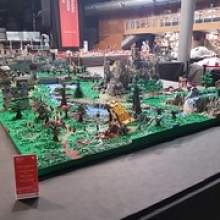 "Bricks in Florence Festival 2018:  Exhibition • <a style=""font-size:0.8em;"" href=""http://www.flickr.com/photos/136365631@N07/45853473812/"" target=""_blank"">View on Flickr</a>"