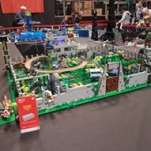 """Bricks in Florence Festival 2018:  Exhibition • <a style=""""font-size:0.8em;"""" href=""""http://www.flickr.com/photos/136365631@N07/30962738857/"""" target=""""_blank"""">View on Flickr</a>"""