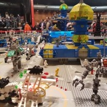 """Bricks in Florence Festival 2018:  Exhibition • <a style=""""font-size:0.8em;"""" href=""""http://www.flickr.com/photos/136365631@N07/32030694248/"""" target=""""_blank"""">View on Flickr</a>"""