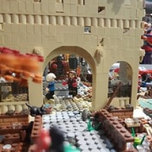"Bricks in Florence Festival 2018:  Exhibition • <a style=""font-size:0.8em;"" href=""http://www.flickr.com/photos/136365631@N07/45901917971/"" target=""_blank"">View on Flickr</a>"
