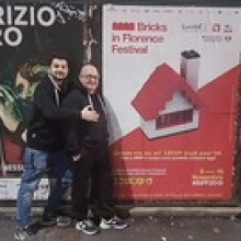 "Bricks in Florence Festival 2019: People • <a style=""font-size:0.8em;"" href=""http://www.flickr.com/photos/136365631@N07/49136549872/"" target=""_blank"">View on Flickr</a>"